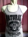 Singlet Natural Bodybuilder Abu