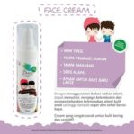 Beauty Barn Hydrating Face Cream 20 ml (Krim Wajah Bayi & Anak)