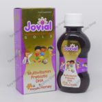 Jovial Gold Multivitamin Emulsion – 110 ml (Multivitamin + Prebiotic + DHA + Madu Manuka)