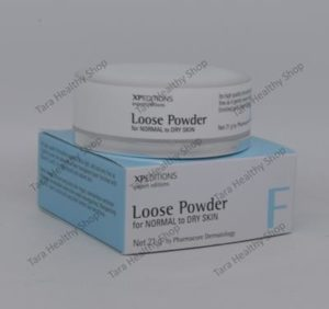 Xpeditions Loose Powder for Normal to Dry Skin – 21 gram (Bedak Untuk Kulit Wajah Yang Normal Kering)