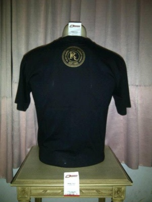 Kaos Ronnie Coleman Black