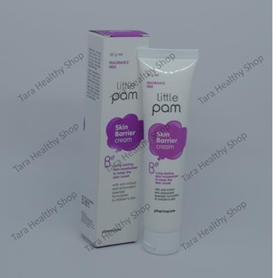 Little Pam Skin Barrier – Cream 30 gram (Pelembab Kulit Bayi & Anak)