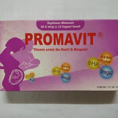 Promavit – 60 Soft Kapsul