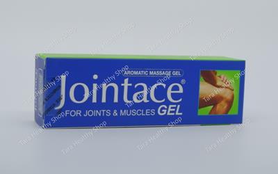 Jointace Gel – Aromatic Massage Gel For Joints & Muscles – Gel 50 gram (Untuk Nyeri Otot & Sendi)