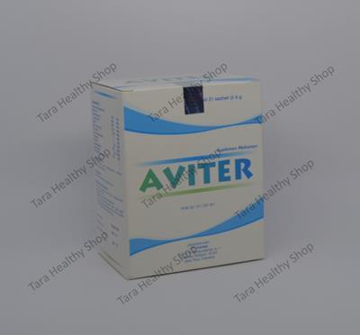 Aviter – 21 Sachet (Menunjang Daya Tahan Tubuh – Ampuh Terhadap Infeksi Virus)