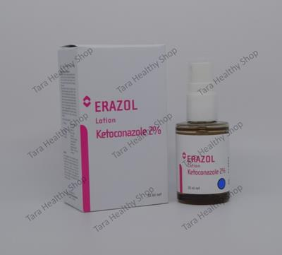 Erazol 2% – Lotion 30 ml (Lotion Anti Jamur)