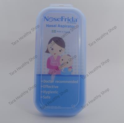 Nosefrida The Snot Sucker – Nasal Aspirator (Penyedot Hingus & Lendir Untuk Bayi & Anak)