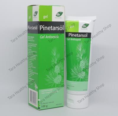 Pinetarsol Gel – 100 gram (Meredakan Kemerahan Kulit & Rasa Gatal Di Kulit)