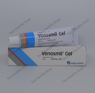 Venosmil Gel – 60 gram (Meringankan Gejala Wasir [Ambeien] & Varises)