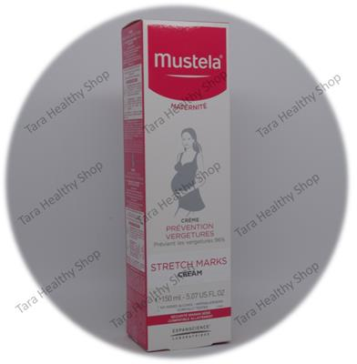 Mustela Maternite Stretch Marks Cream – 150 ml (Mencegah & Mengatasi Stretch Mark)